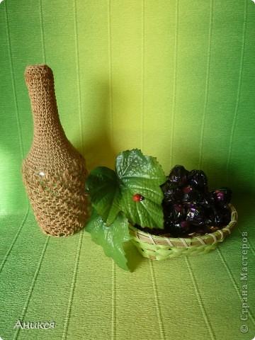 Сладкий виноград ко дню дошкольного работника.  фото 2