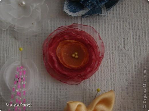 Цветочки для красавицы дочки. фото 3