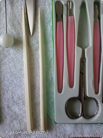 Здравствуйте Ведушка. Как и обещал показываю вам свой инструмент и приспособы. фото 3
