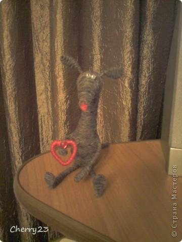 то ли мышка, то ли крыска) Дарит всем любовь фото 1