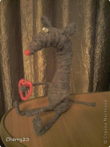 то ли мышка, то ли крыска) Дарит всем любовь фото 2