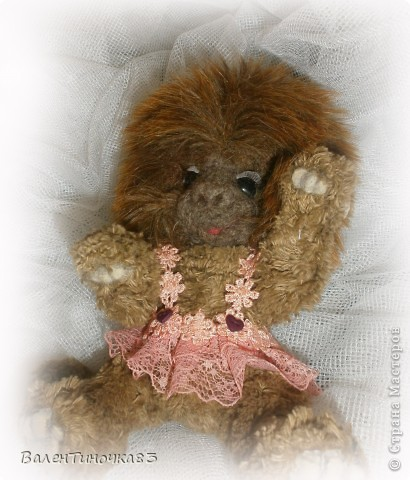 обезьянка Лилу фото 2
