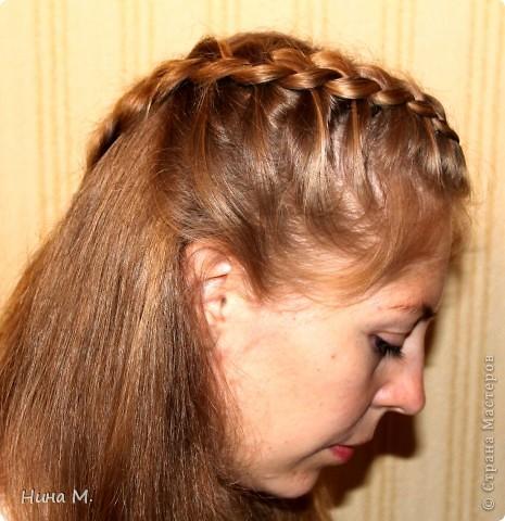 ПРодолжаю выкладывать свои работы по плетению кос. Коса - Неаполь. фото 4