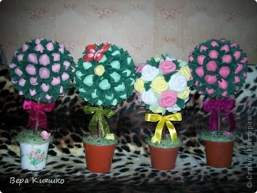 """Моя маленькая коллекция """"Деревьев счастья""""  фото 1"""