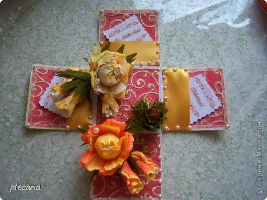 Здравствуйте,соседушки! Коробочка для подарка,для духов. фото 4