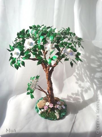 Много фото. Спасибо сайту Радуга Рукоделий и куратору курса Тетянке за возможность сделать такие чудесные деревья фото 5