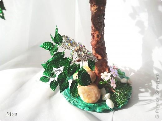 Много фото. Спасибо сайту Радуга Рукоделий и куратору курса Тетянке за возможность сделать такие чудесные деревья фото 6