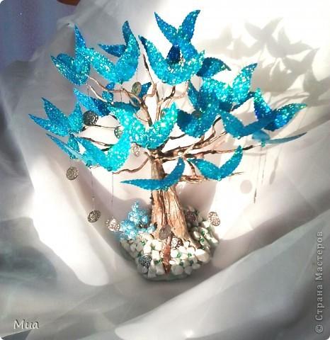Много фото. Спасибо сайту Радуга Рукоделий и куратору курса Тетянке за возможность сделать такие чудесные деревья фото 13