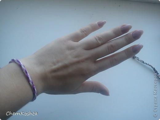 вот наплела еще кумихимо) в подарок и так просто))) фото 8