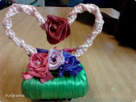 Привет всем жителям страны мастеров, вот презентую вам ароматные лукошечки в подарок!!!  фото 2
