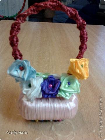 Привет всем жителям страны мастеров, вот презентую вам ароматные лукошечки в подарок!!!  фото 3