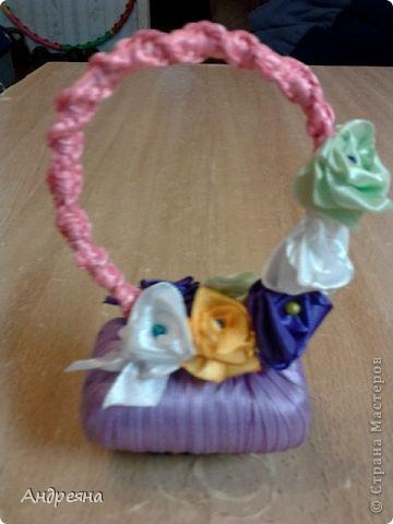 Привет всем жителям страны мастеров, вот презентую вам ароматные лукошечки в подарок!!!  фото 4