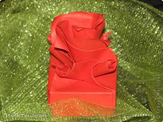 Коробочки, как канфетки))) фото 8