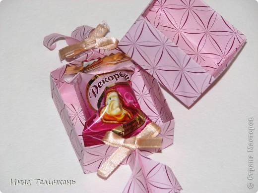 Коробочки, как канфетки))) фото 4