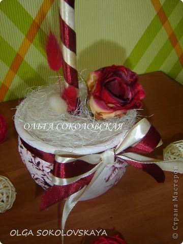 """Вот такой """"Осенний поцелуй"""" я сделала на День рождения своей мамочке))) фото 2"""