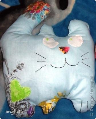 Котэ-подушки фото 2