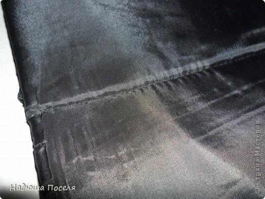 Вязаный клатч крючком