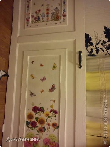 Как обновить старую дверь в ванной