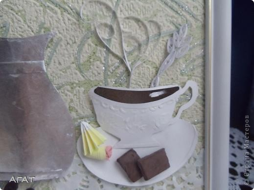Здравствуйте ,  все жители страны. На этот раз у меня родился натюрморт  с чашечкой кофе.  С чашкой чая был, почему бы теперь не выпить кофейку?  фото 6