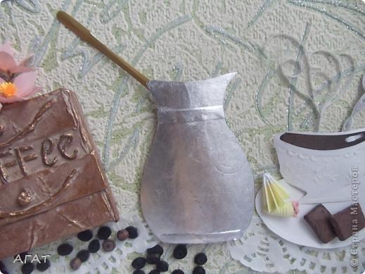 Здравствуйте ,  все жители страны. На этот раз у меня родился натюрморт  с чашечкой кофе.  С чашкой чая был, почему бы теперь не выпить кофейку?  фото 3