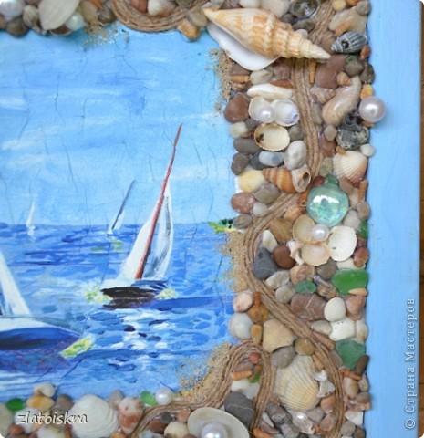 Картины своими руками морская тема для 70