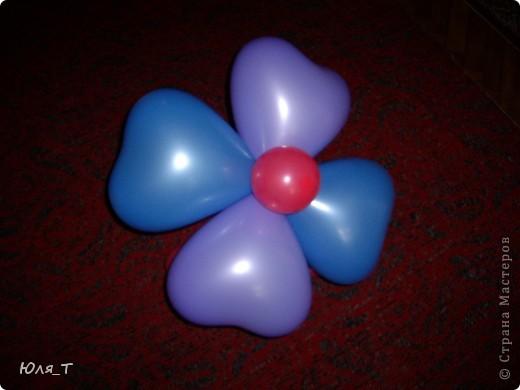 Как же я люблю шары!!! С ними так легко и просто сделать праздник! фото 2