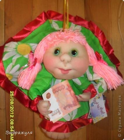 Вот такие куклы были сшиты на ярмарку Ангарский арбат ещё в августе фото 2