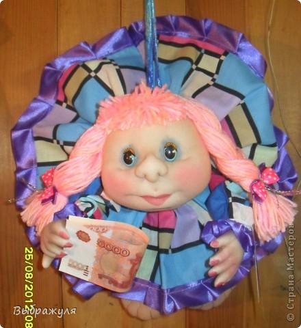 Вот такие куклы были сшиты на ярмарку Ангарский арбат ещё в августе фото 3