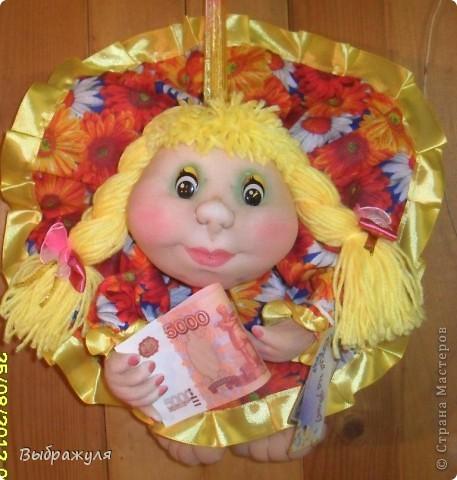 Вот такие куклы были сшиты на ярмарку Ангарский арбат ещё в августе фото 5