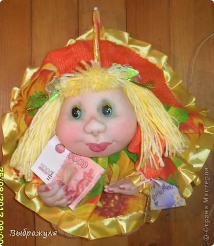Вот такие куклы были сшиты на ярмарку Ангарский арбат ещё в августе фото 6