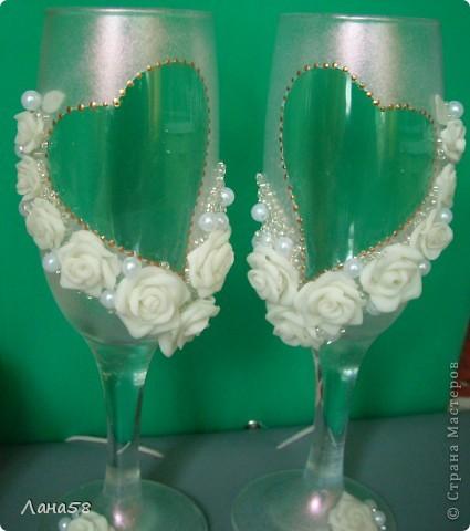 декор свадебных бутылок фото 10