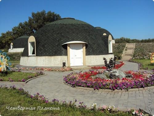 Главным мероприятием в Усть-Каменогорске стало посещение музейного комплекса.Он представляет собой множество инсталяций и реконструкций быта разных национальностей в Казахстане в 18-начале 20 вв. фото 2