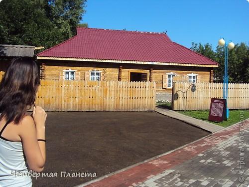 Главным мероприятием в Усть-Каменогорске стало посещение музейного комплекса.Он представляет собой множество инсталяций и реконструкций быта разных национальностей в Казахстане в 18-начале 20 вв. фото 3