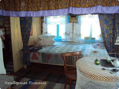 Главным мероприятием в Усть-Каменогорске стало посещение музейного комплекса.Он представляет собой множество инсталяций и реконструкций быта разных национальностей в Казахстане в 18-начале 20 вв. фото 14