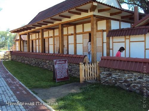 Главным мероприятием в Усть-Каменогорске стало посещение музейного комплекса.Он представляет собой множество инсталяций и реконструкций быта разных национальностей в Казахстане в 18-начале 20 вв. фото 15