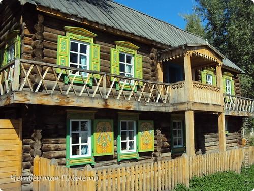 Главным мероприятием в Усть-Каменогорске стало посещение музейного комплекса.Он представляет собой множество инсталяций и реконструкций быта разных национальностей в Казахстане в 18-начале 20 вв. фото 1