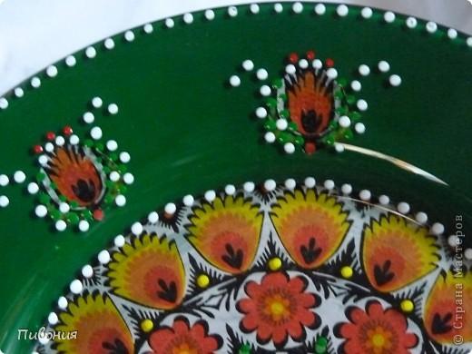 В продолжение первой тарелки, которую выкладывала ранее, творила продолжение...  фото 2