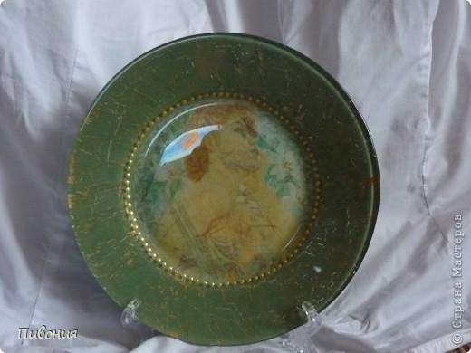 В продолжение первой тарелки, которую выкладывала ранее, творила продолжение...  фото 9