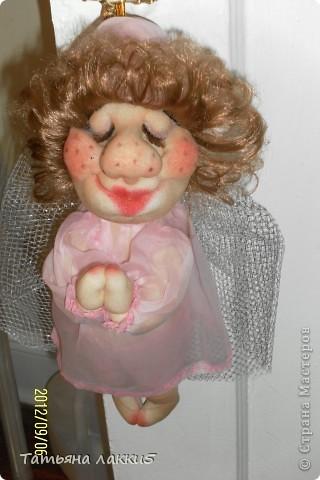 Мои новые куклы.  фото 6
