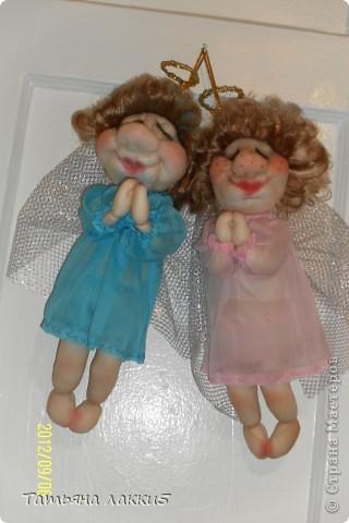 Мои новые куклы.  фото 3