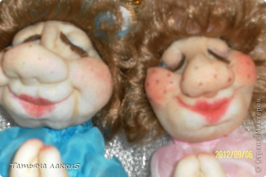Мои новые куклы.  фото 1