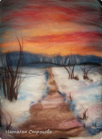 Зимняя дорога фото 3