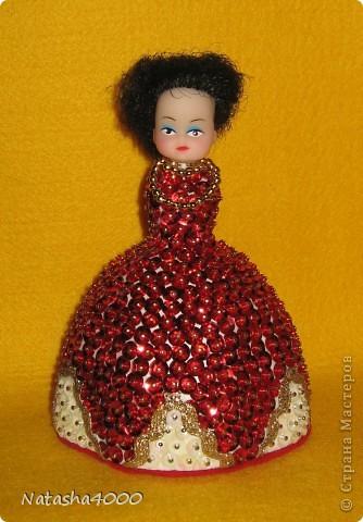 Куколок делали мы вдвоем с дочкой по наборам фирмы Pinflair, Великобритания. фото 15