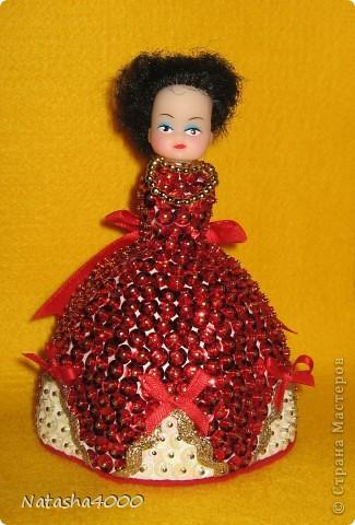 Куколок делали мы вдвоем с дочкой по наборам фирмы Pinflair, Великобритания. фото 16