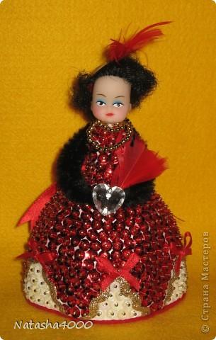 Куколок делали мы вдвоем с дочкой по наборам фирмы Pinflair, Великобритания. фото 18