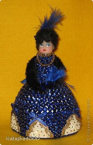 Куколок делали мы вдвоем с дочкой по наборам фирмы Pinflair, Великобритания. фото 21