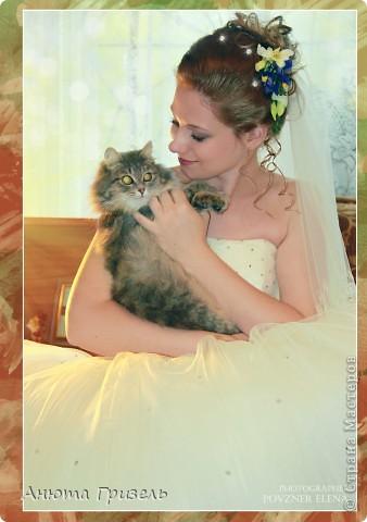 Решила поделиться фото-отчетом с нашей свадьбы)))) фото 2