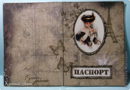 продолжение обложек на паспорт фото 2
