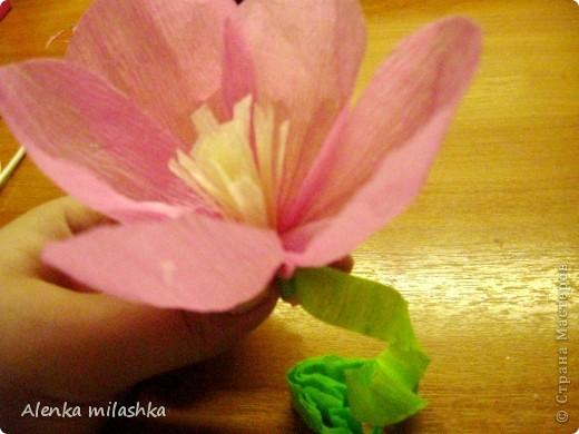 *Розовое счастье* МК фото 5