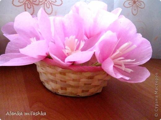 *Розовое счастье* МК фото 8